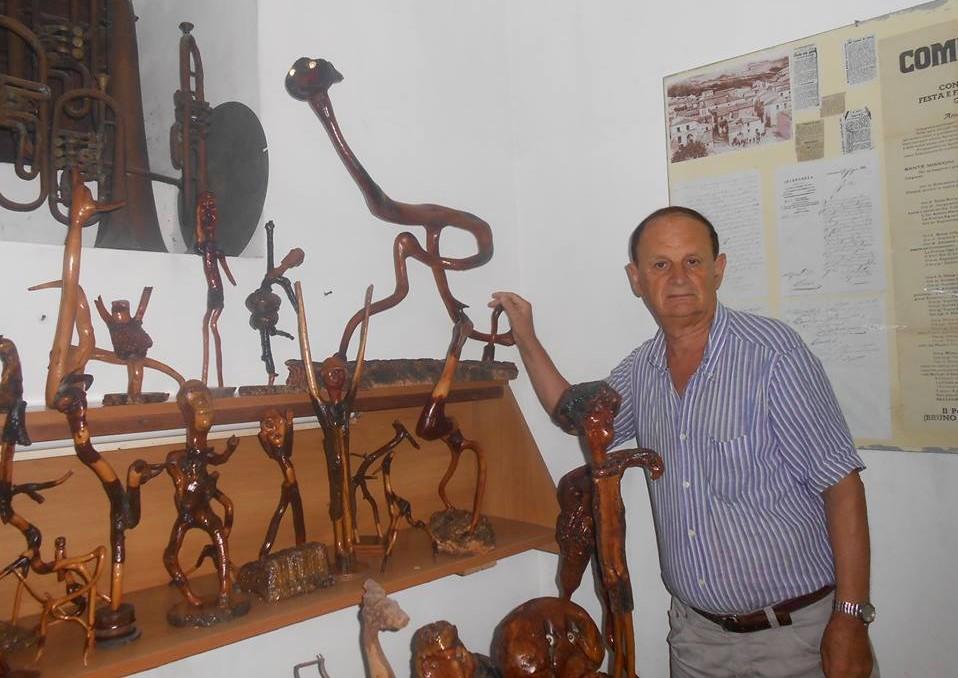 Il Professore Francesco Scerbo: Fondatore del Museo del Borgo